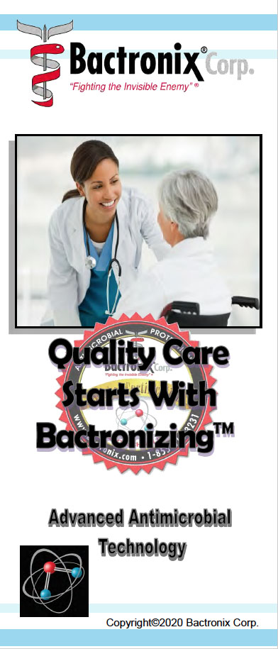 Protecting the elderly - Nursing Home Disinfecting