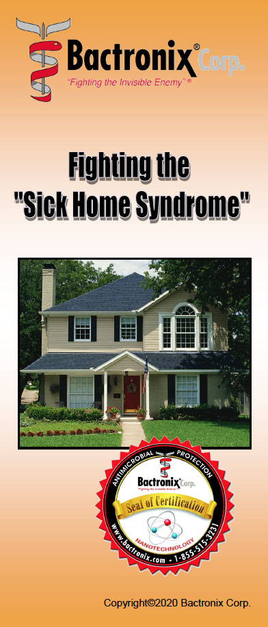 Fighting the Invisible enemy creating sick home syndrome
